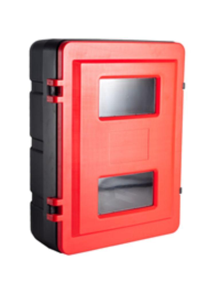 Fire Extinguisher Cabinet Plastic Double 9 0kg
