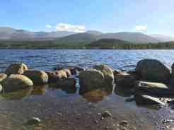 Summer in the Cairngorms in the mid 20's in 2018