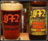 Courtesy of Moylan's Brewing Co.