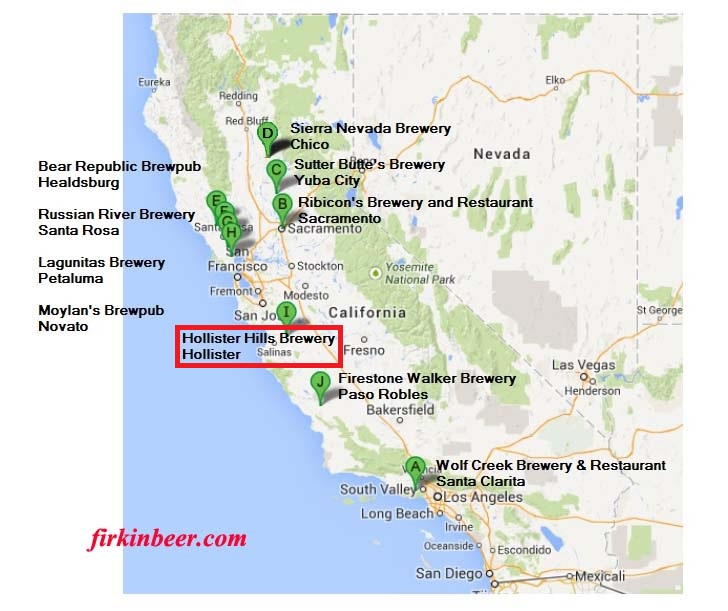 Summer 2013 California Brewery Tour - Part 9: Hollister Hills ...