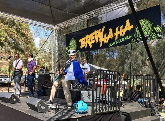 8th Annual Brew Ha Ha - The Spazmatics