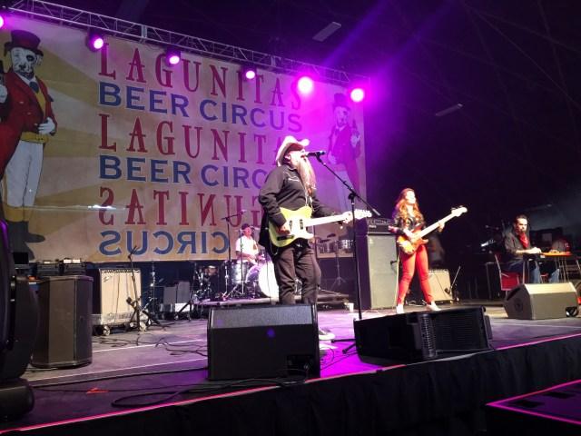 Kehoe International at 2017 Lagunitas Beer Circus