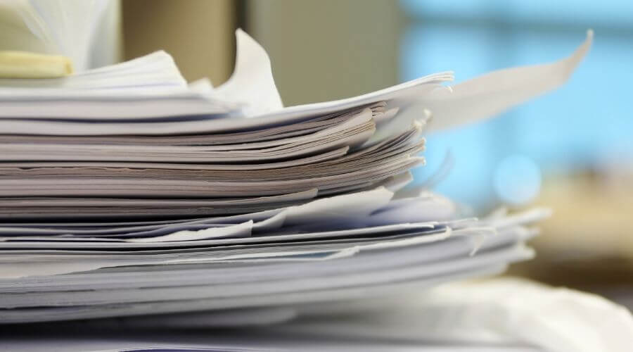 In 6 stappen je papieren chaos op orde