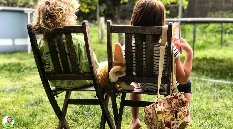 Kinderen de natuur leren verkennen   8 redenen