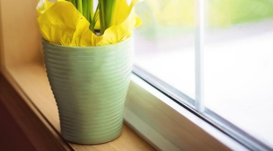 10 Inspirerende tips voor vensterbank decoratie