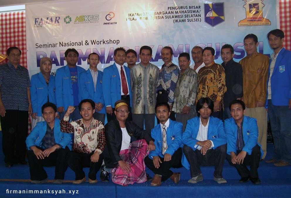 Contoh Proposal Musyawarah Organisasi