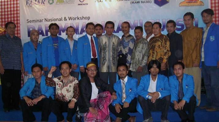 Ikami Sulsel Rapimnas Bali