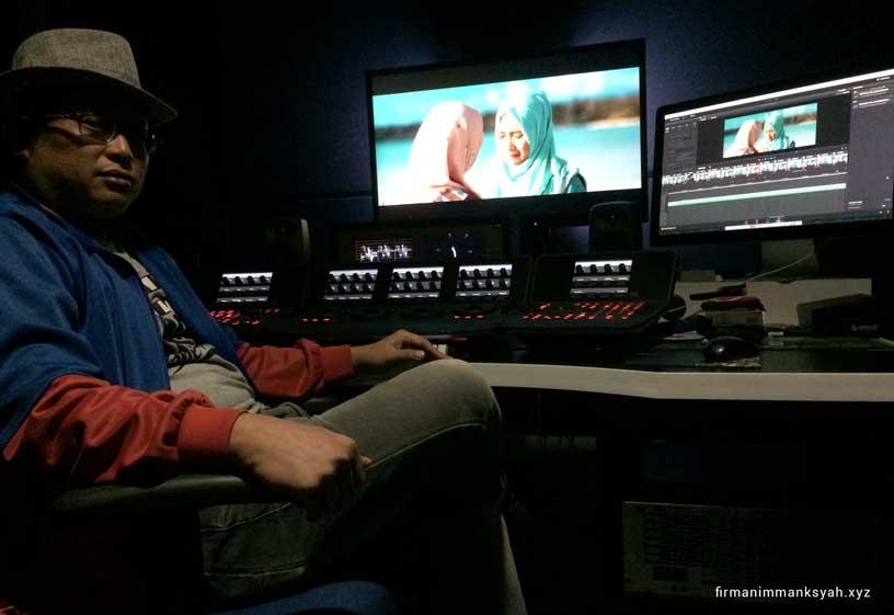 Tahap Pasca Produksi dalam Proses Produksi Film