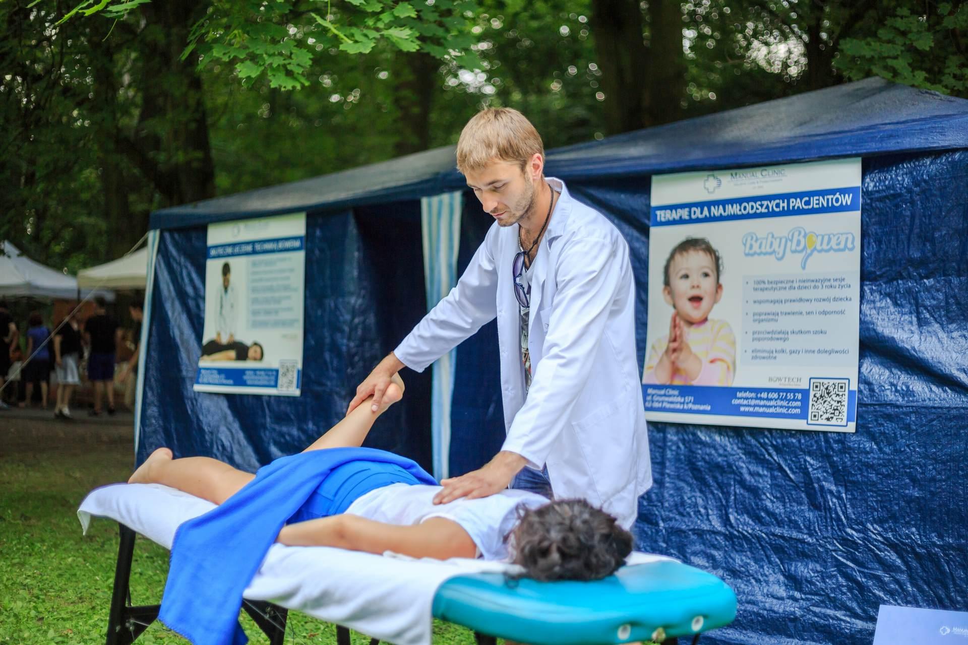 Manual Clinic Klinika na łące
