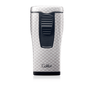 Colibri Carbon Fiber Lighter Silver