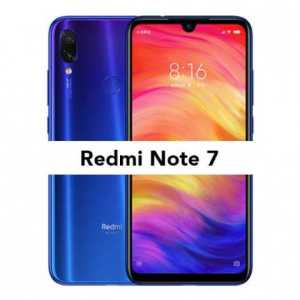 Redmi Note 7 (4GB Ram and 64GB)