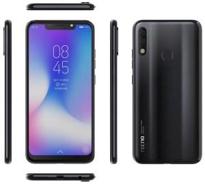 Tecno camon 11 Pro 4 smartphone