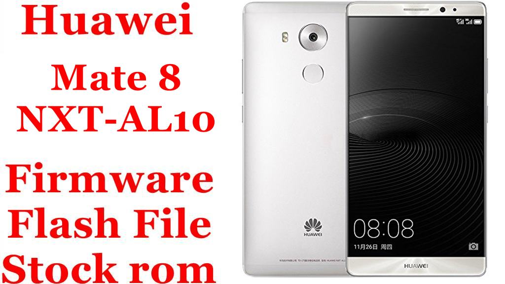 Huawei Mate 8 NXT AL10