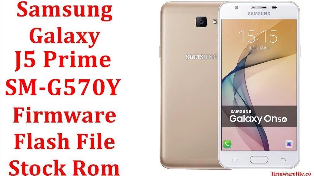 Samsung Galaxy J5 Prime SM G570Y