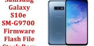 Samsung Galaxy S10e SM G9700