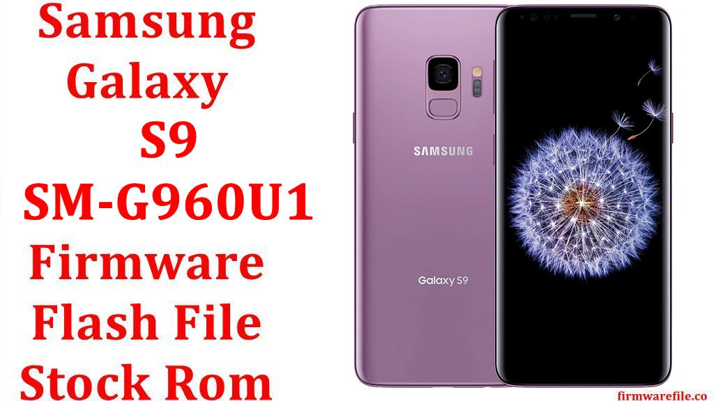 Samsung Galaxy S9 SM G960U1