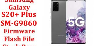 Samsung Galaxy S20 5G SM G9860