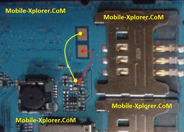 Samsung B313E Ringer Speaker Problem Jumper Solution