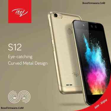 Itel S12 Firmware Flash Without Password