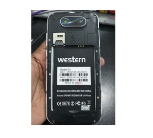 Western D1 Firmware Flash File Rom Free Download
