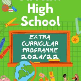 Extra Curricular Programme 2021/22