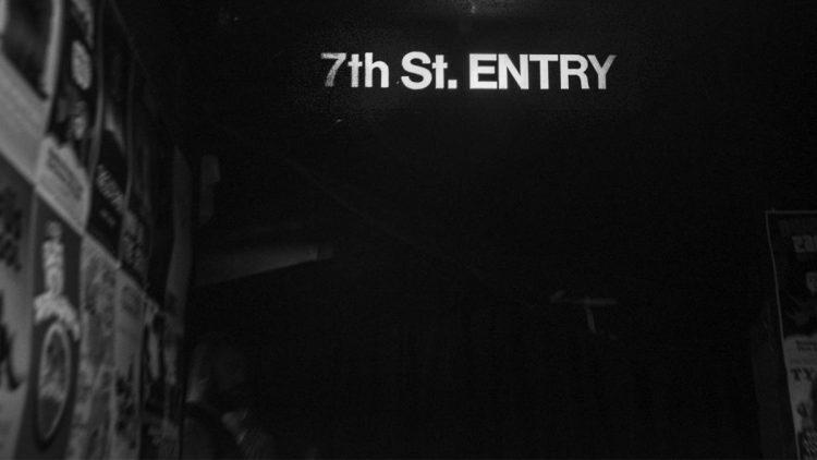7th St Entry Doorway