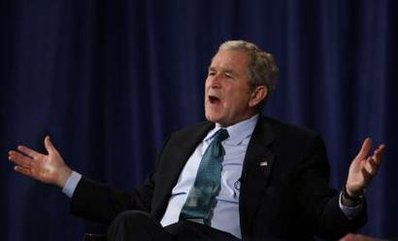 Bush arms