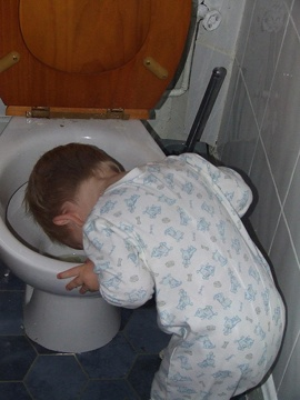 ToiletWater