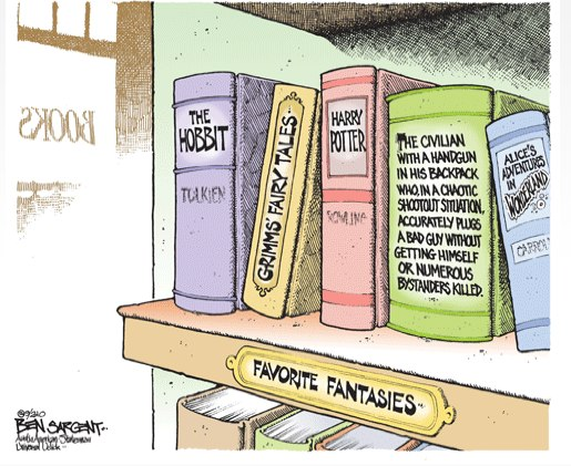Ben Sargent Editorial Cartoon, September 30, 2010 on GoComics.com