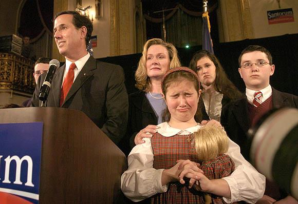 SantorumConcession