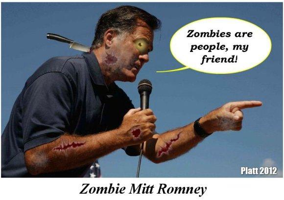 Zombie Romney