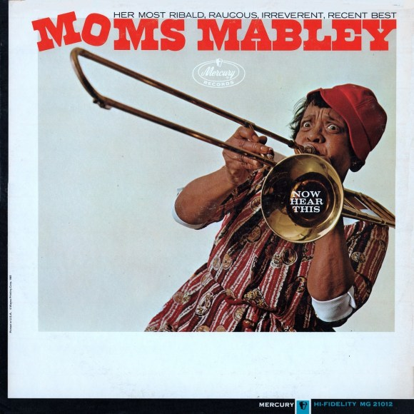 Moms Mabley - Now Hear This! alt