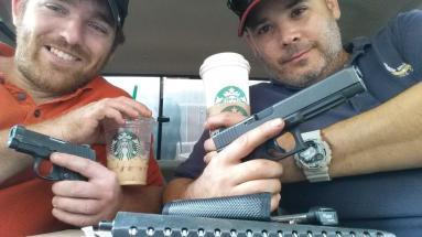 StarbucksGuns