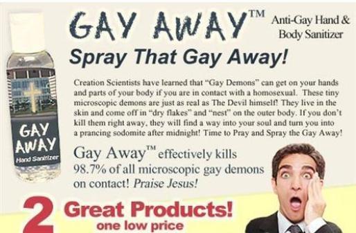GaySpray