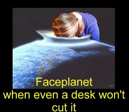 Faceplanet