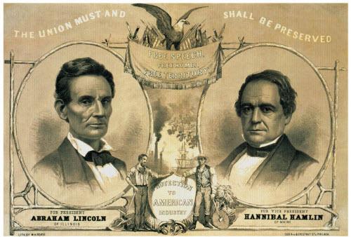 Lincoln-Hamlin-poster