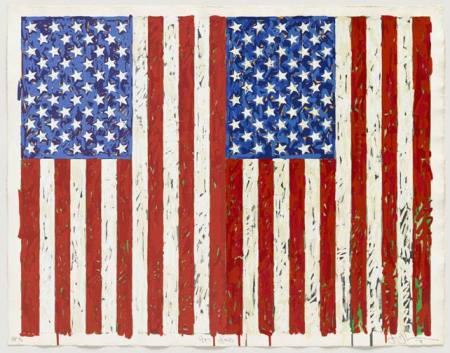 Japser Johns flag