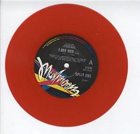 SE red vinyl