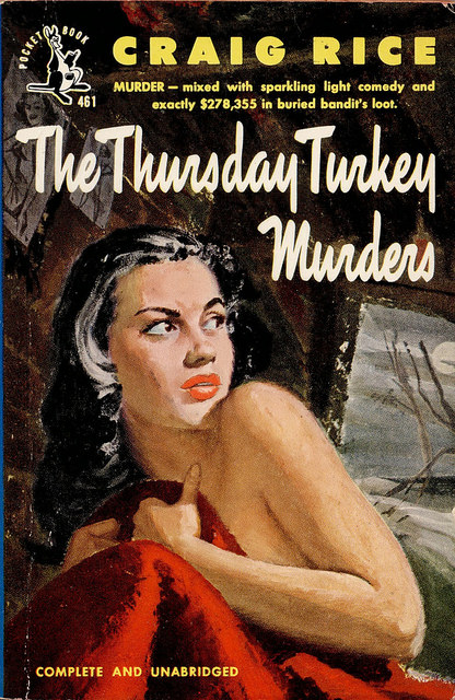 Thursday Thanksgiving Murders