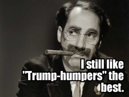 GrouchoTrump