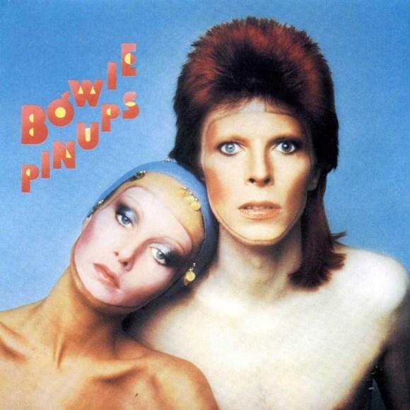 David Bowie (Pin Ups - Front)