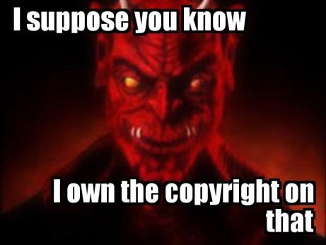 CopyrightDevil