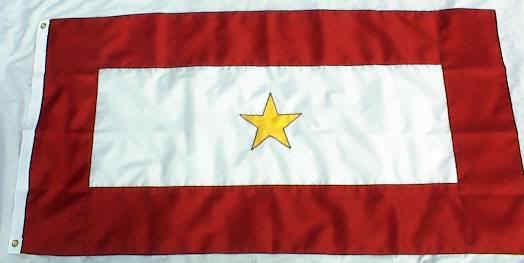 Gold Star flag