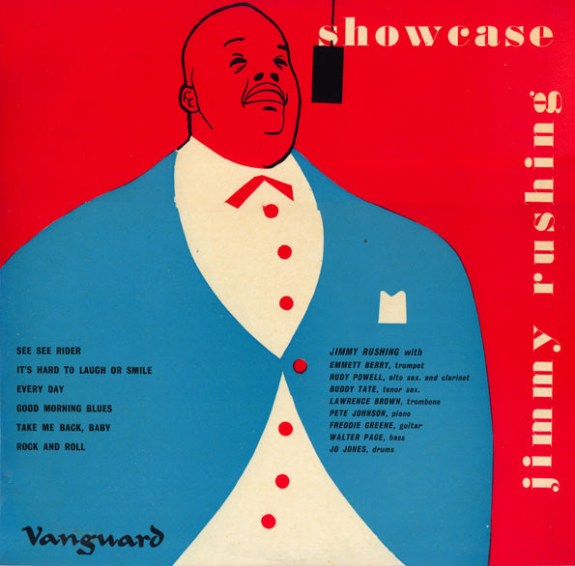 Showcase- Jimmy Rushing