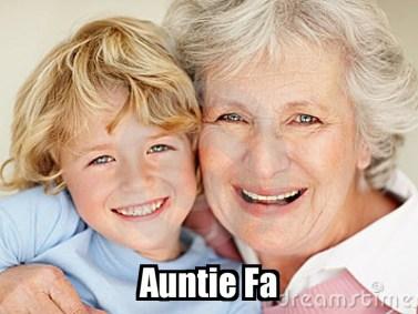AuntieFa