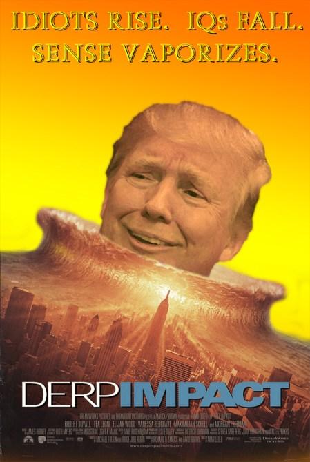 TrumpDerpImpact