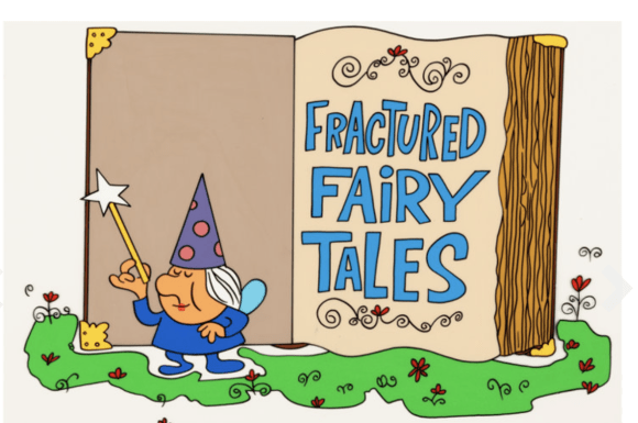 Fractured Fairy Tales Logo