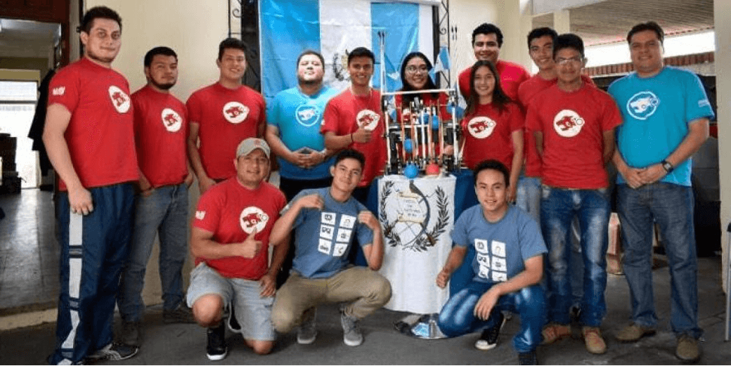 Selection Of Robotics Will Participate In The 1st International