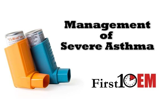 Management of severe asthma