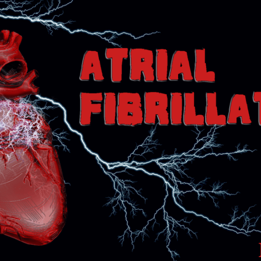Management of unstable atrial fibrillation title image